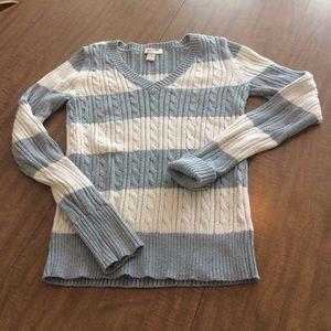 Arizona Jean Company striped sweater